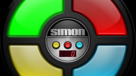 "Simon says ""Come up with a better idea"""